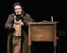 Jeremy Webb in A Christmas Carol