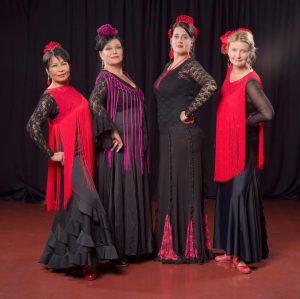 SAM Client Flamenco en Rouge